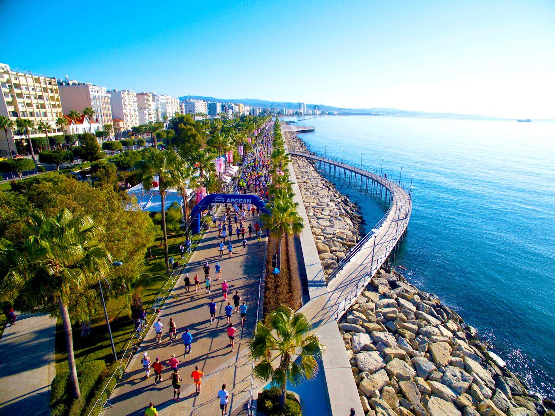 Alles over de Limassol International Marathon en hoe jij er aan mee kunt doen