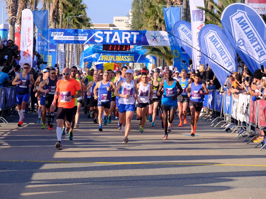 limassol international marathon