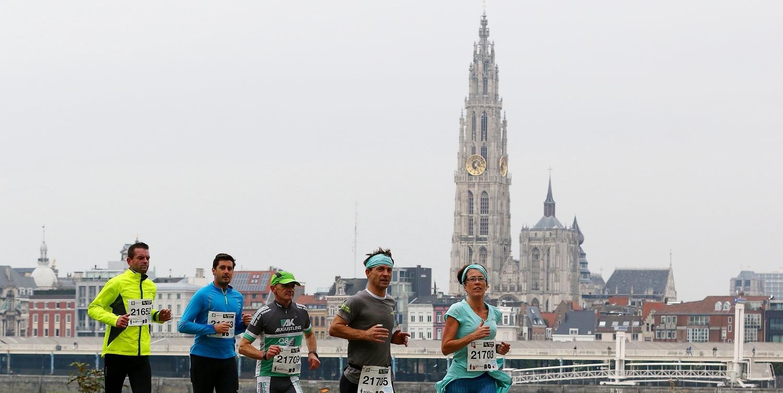 linker oevert marathon antwerpen