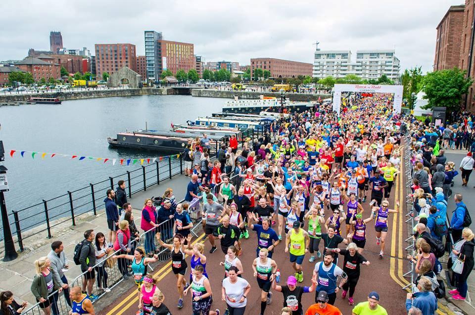 Alles over de Liverpool Marathon en hoe jij er aan mee kunt doen