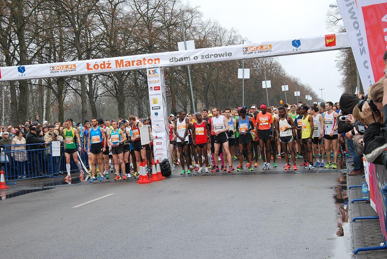 Alles over de Lodz Marathon en hoe jij er aan mee kunt doen