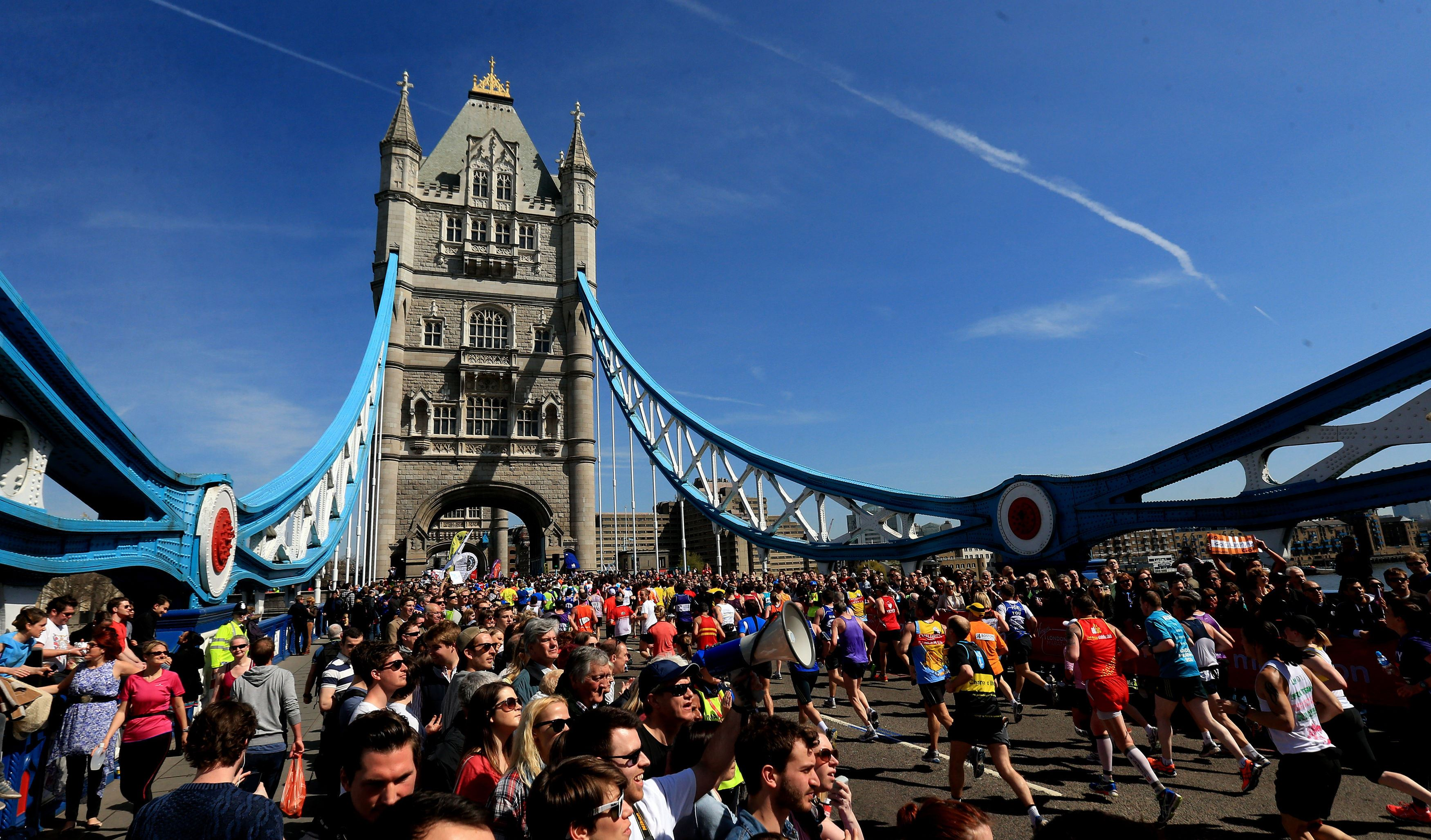 Alles over de Virgin Money London Marathon en hoe jij er aan mee kunt doen