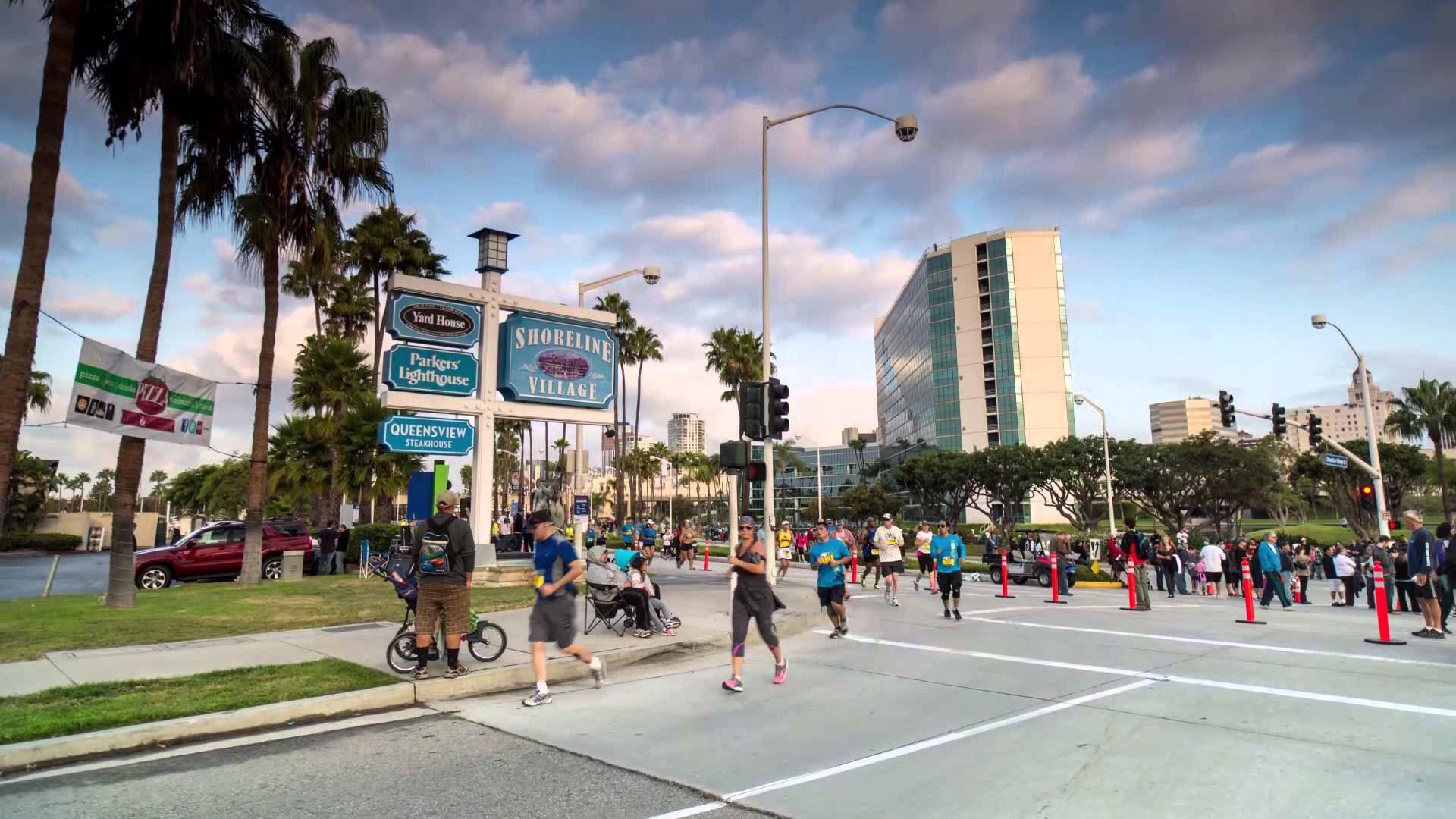 Alles over de Long Beach Marathon en hoe jij er aan mee kunt doen
