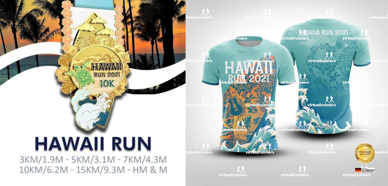 magic of hawaii virtual run
