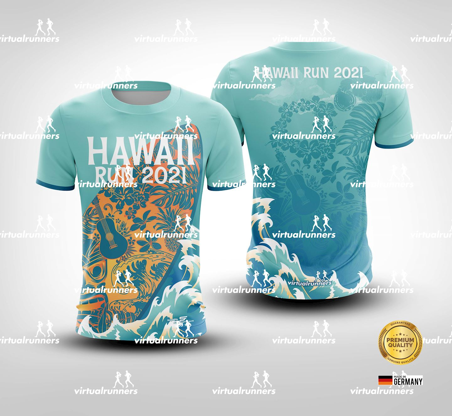magic of hawaii virtual run