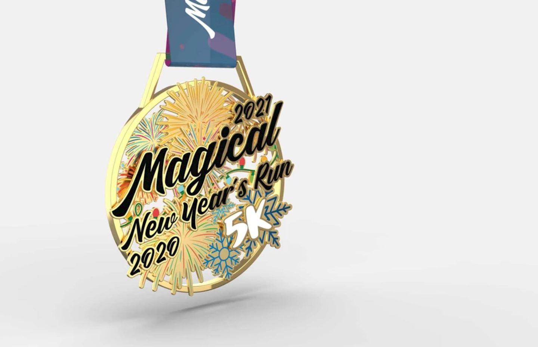 magical new years eve run