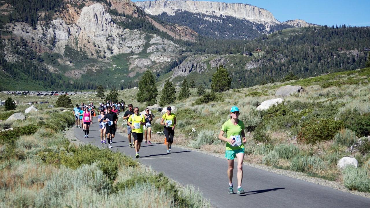 mammoth half marathon