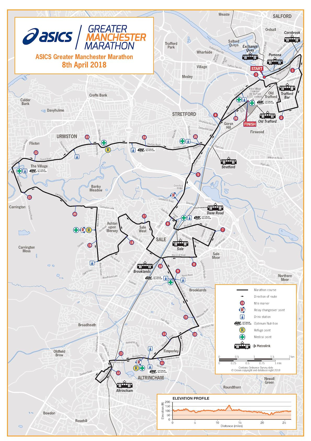 ASICS Greater Manchester Marathon | World\'s Marathons