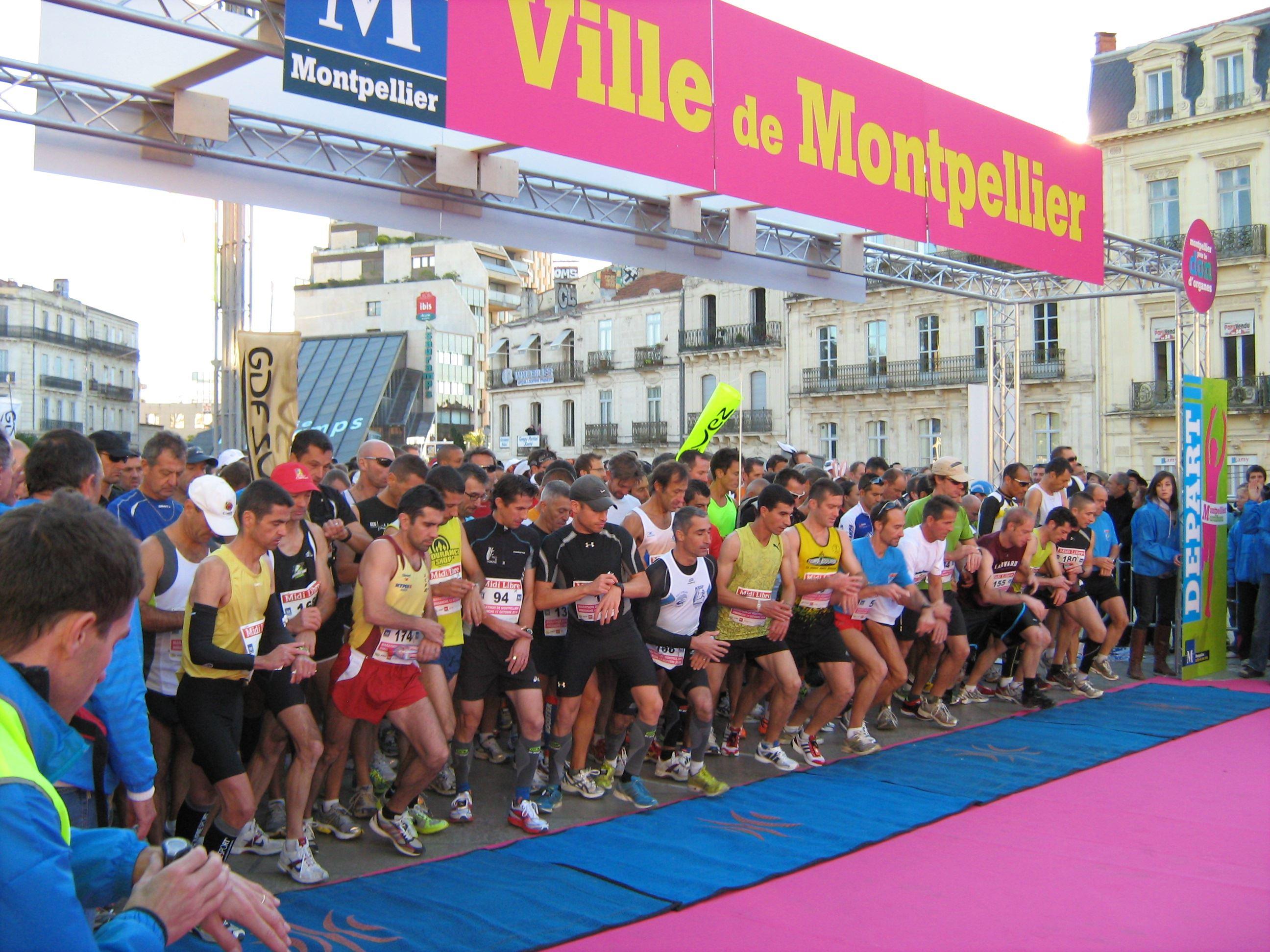 Alles over de Marathon De Montpellier en hoe jij er aan mee kunt doen