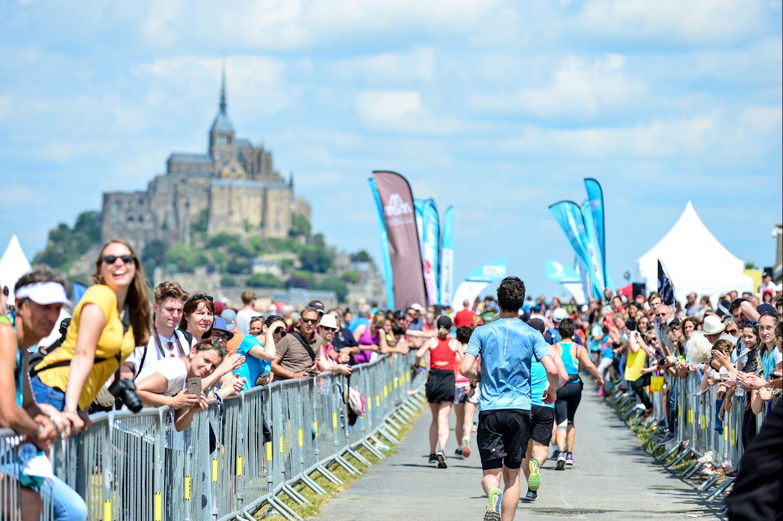 Alles over de Marathon Du Mont Saint Michel en hoe jij er aan mee kunt doen