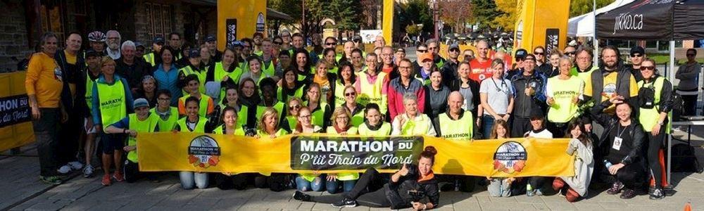 Alles over de Marathon Du Petit Train Du Nord en hoe jij er aan mee kunt doen