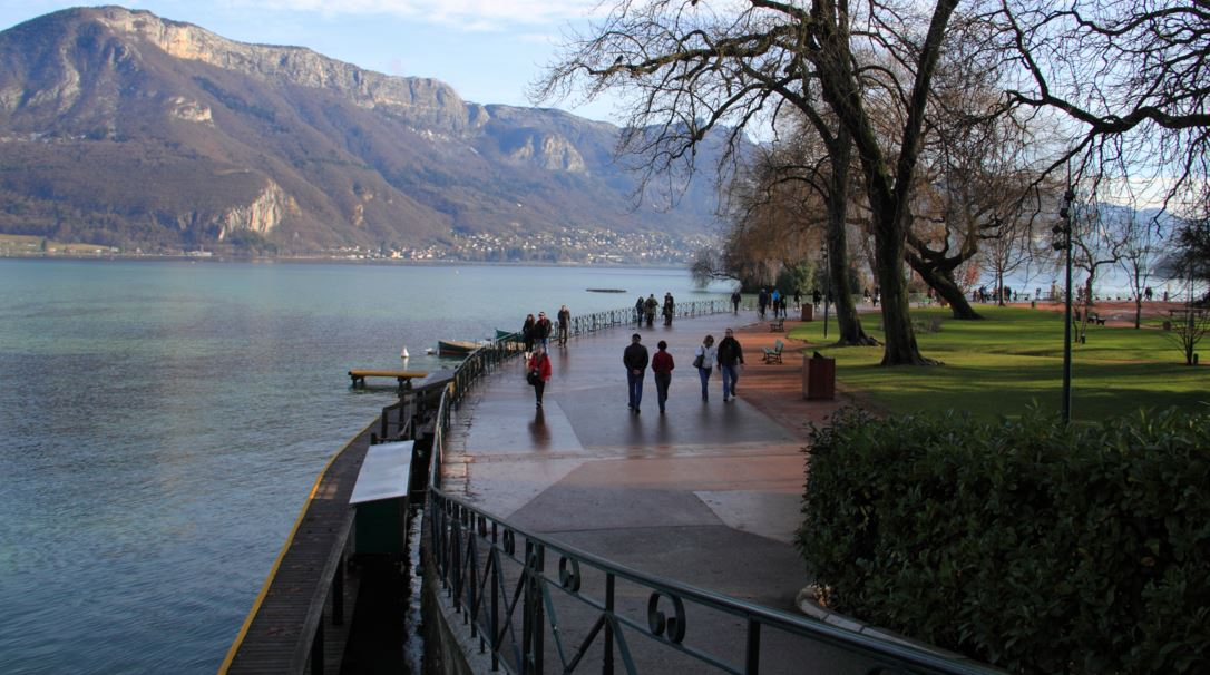 marathon international du lac d annecy