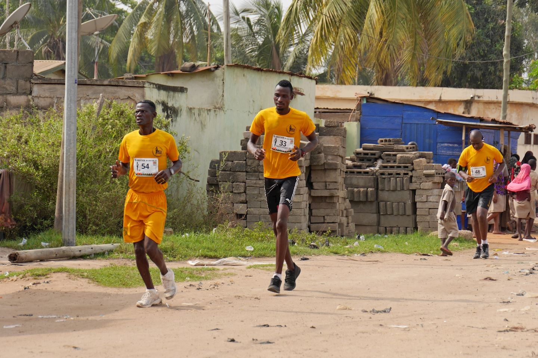 marathon international du togo lome togo