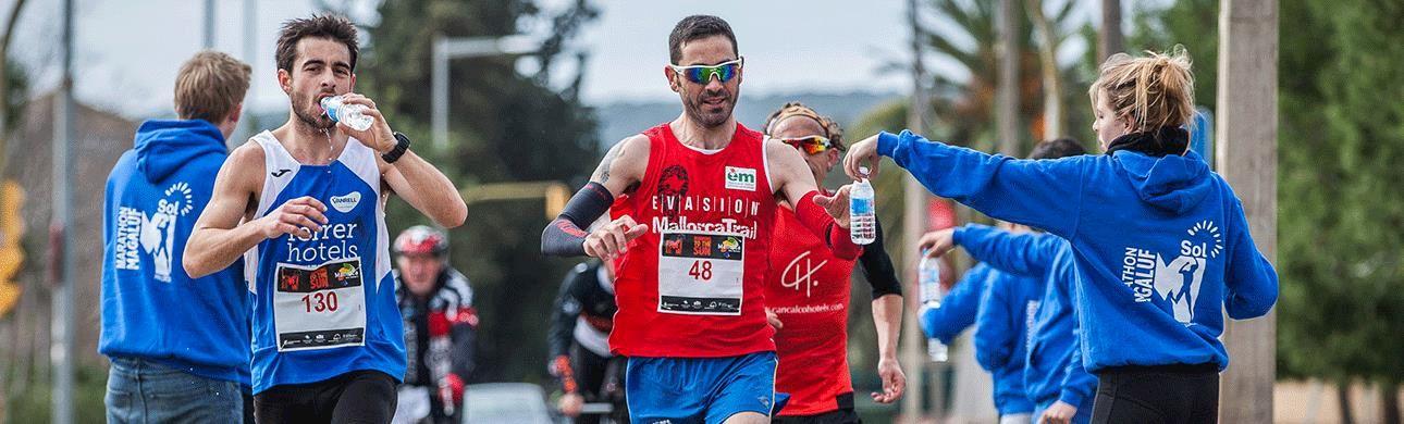 marathon magaluf