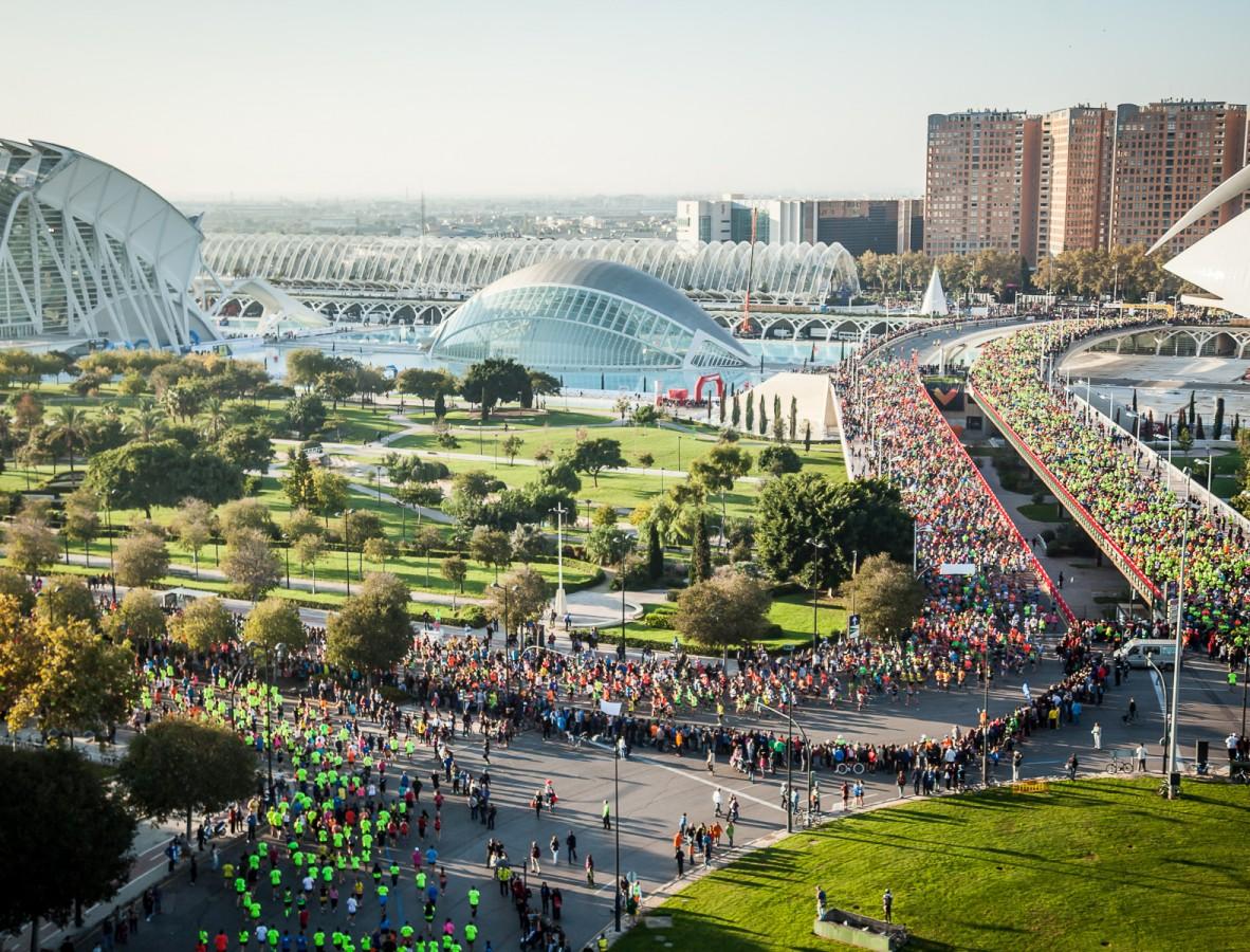 Alles over de Marathon Popular De Valencia en hoe jij er aan mee kunt doen