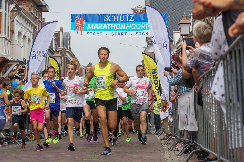 Alles over de Schutz Marathon Hoorn en hoe jij er aan mee kunt doen