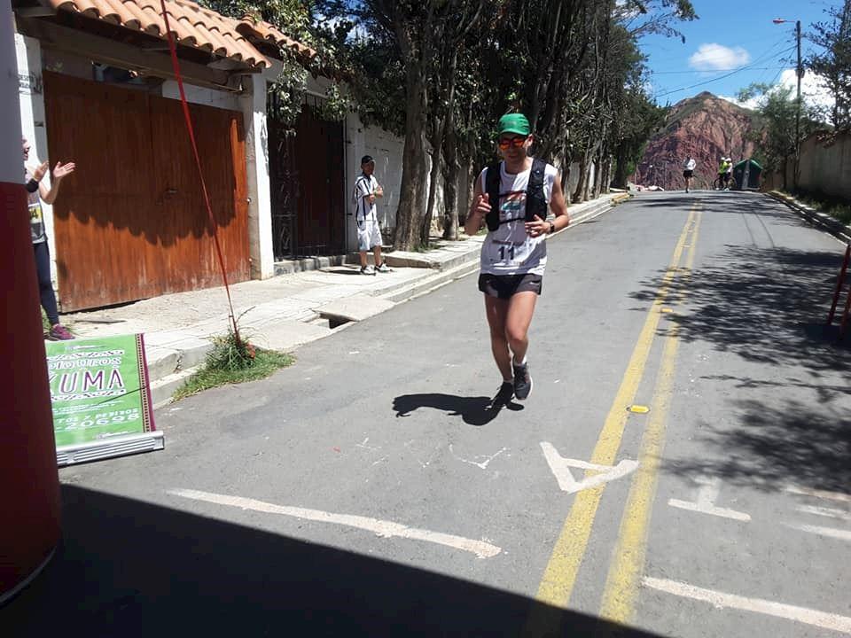 maraton de la paz