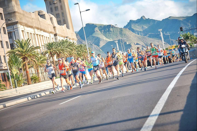 maraton de santa cruz de tenerife naviera armas