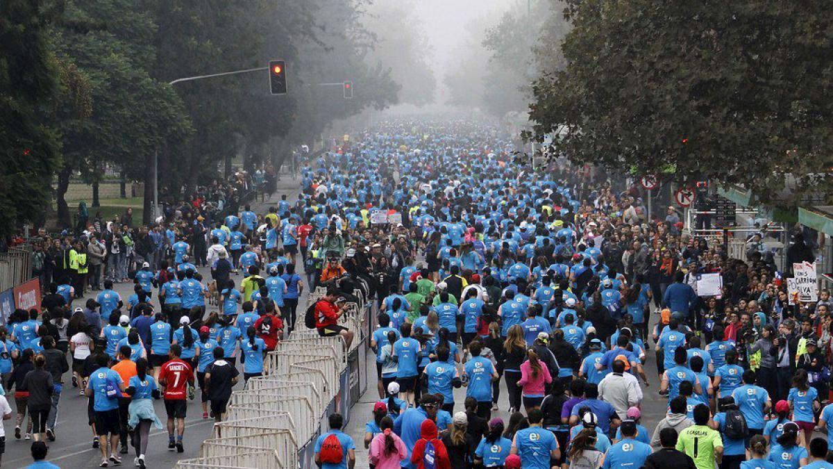 Alles over de Maraton De Santiago en hoe jij er aan mee kunt doen