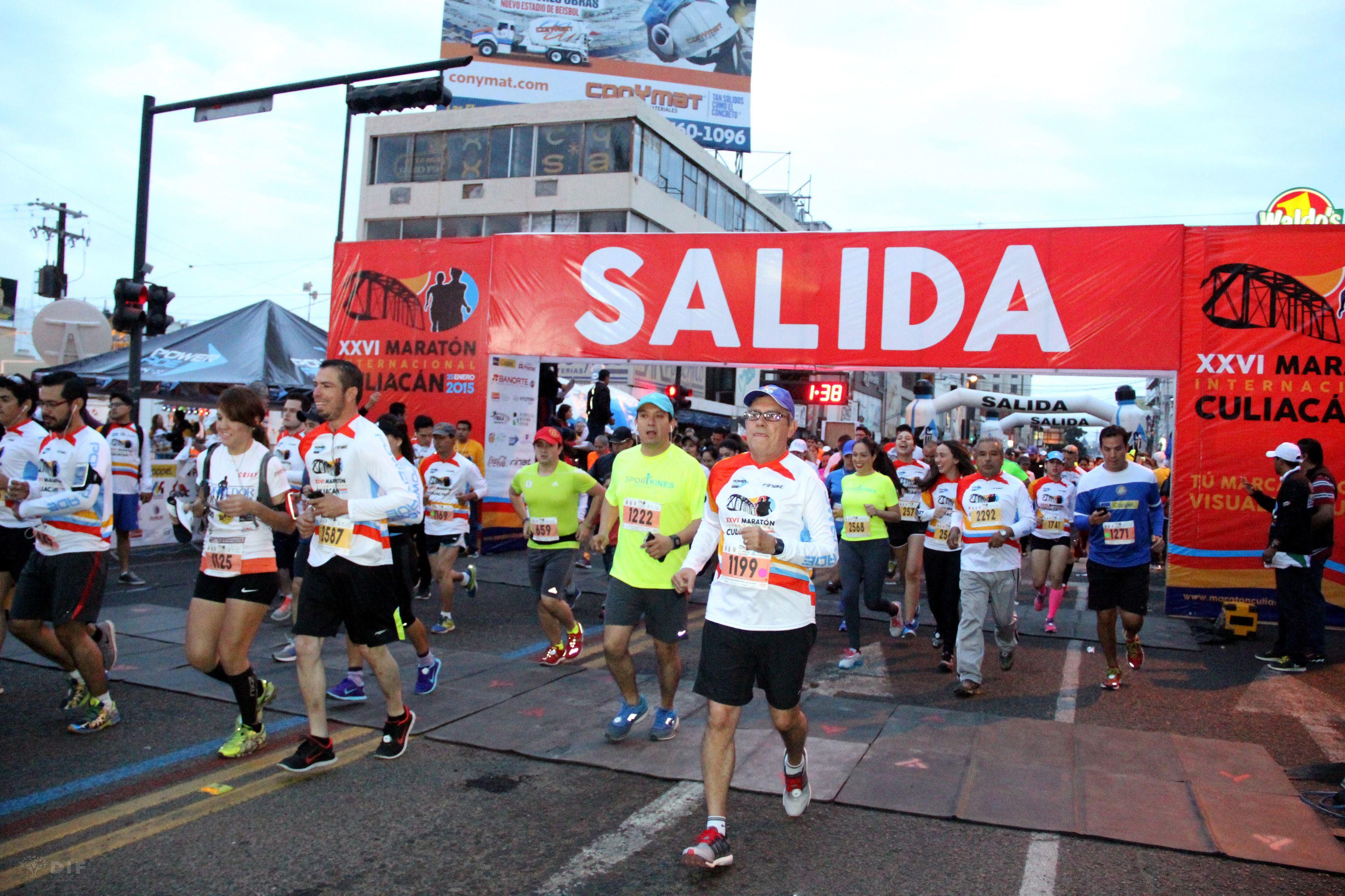 Alles over de Maraton Internacional De Culiacan en hoe jij er aan mee kunt doen