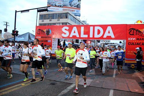 Maraton Internacional de Culiacán