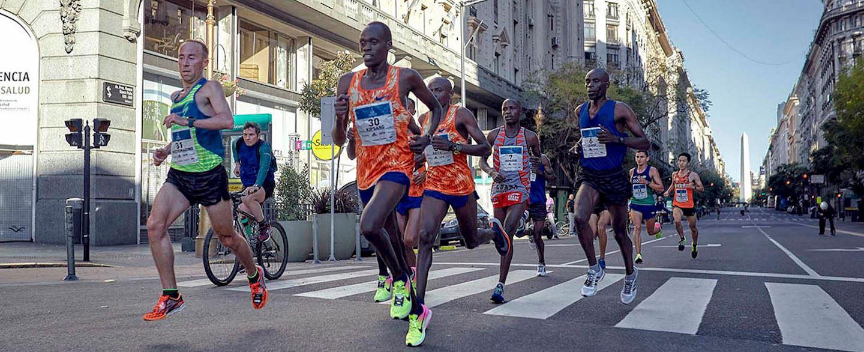 Alles over de Maraton Internacional De La Ciudad De Buenos Aires en hoe jij er aan mee kunt doen