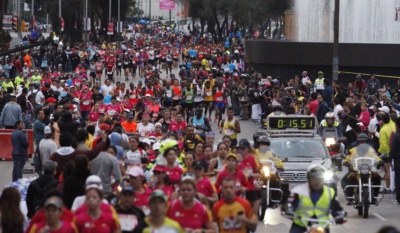 Alles over de Maraton International De La Ciudad De Mexico en hoe jij er aan mee kunt doen