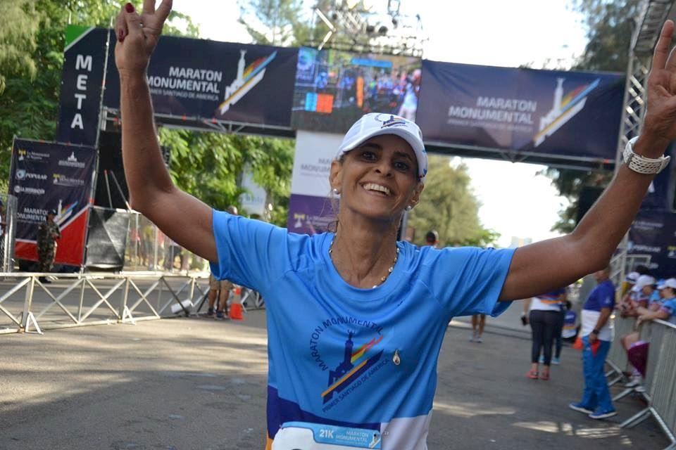maraton monumental primer santiago de america