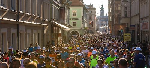 Mattoni Česke Budějovice Half Marathon