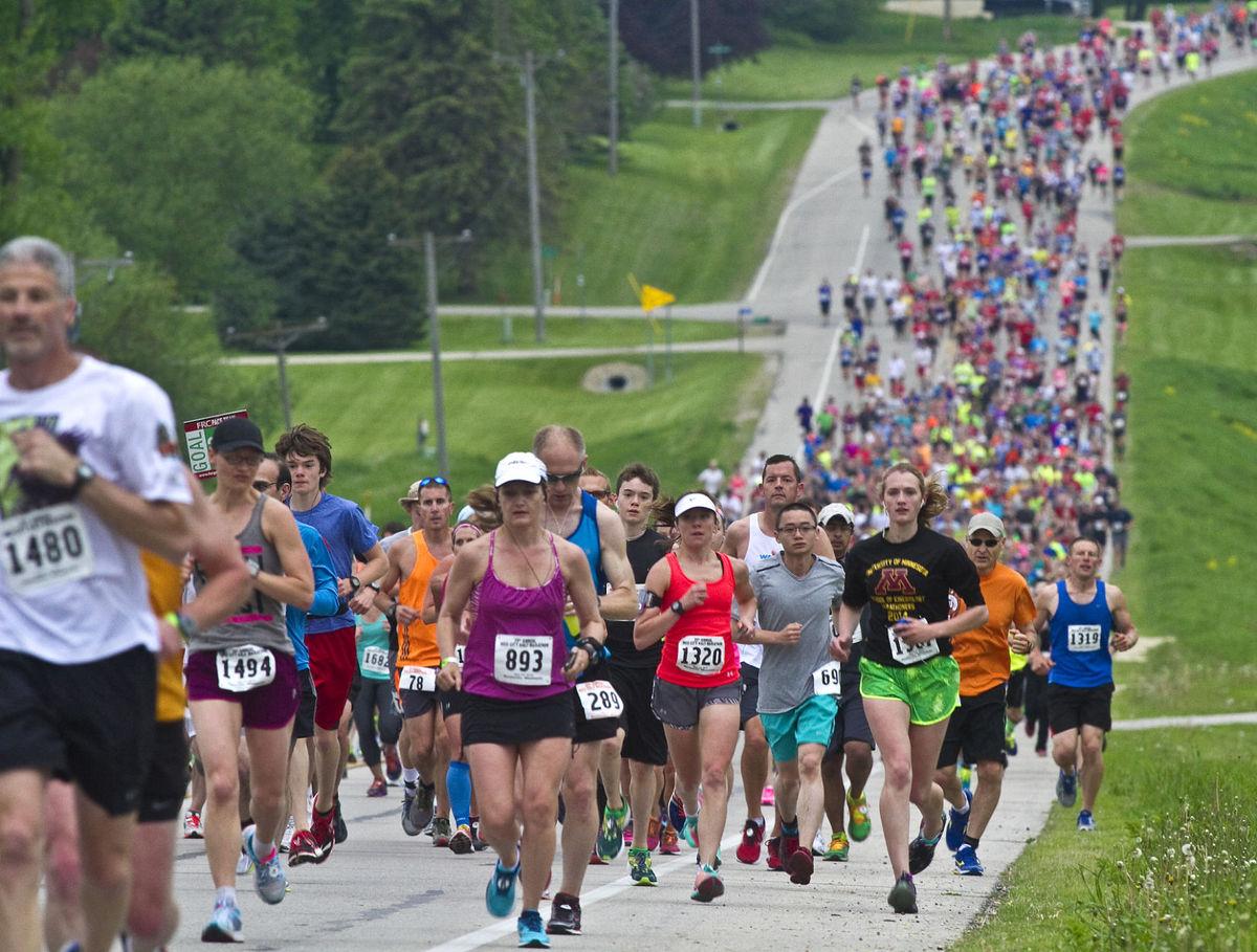 Med City Marathon  Results
