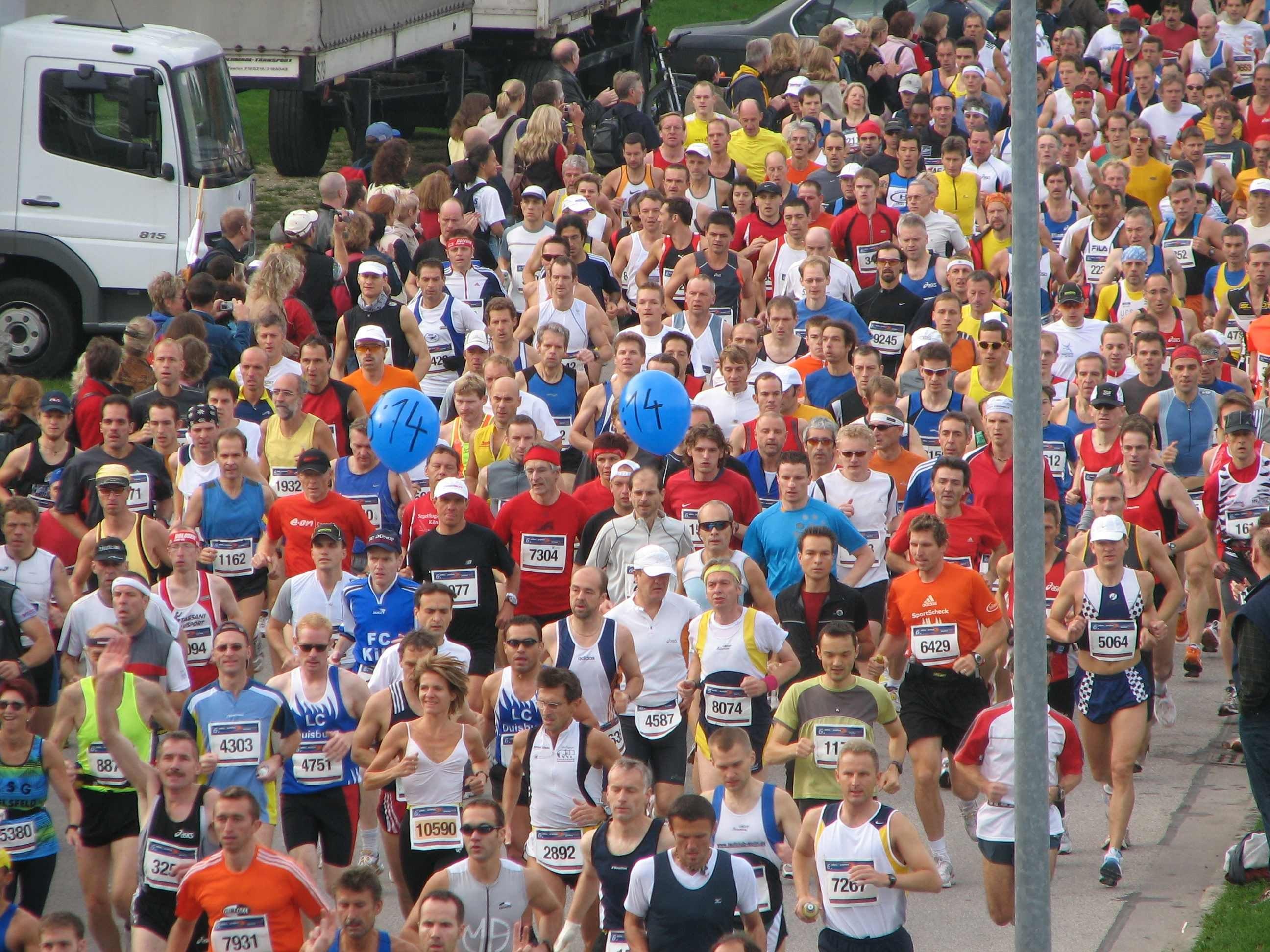 Alles over de Munich Marathon en hoe jij er aan mee kunt doen
