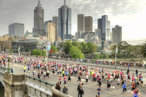 Melbourne Marathon