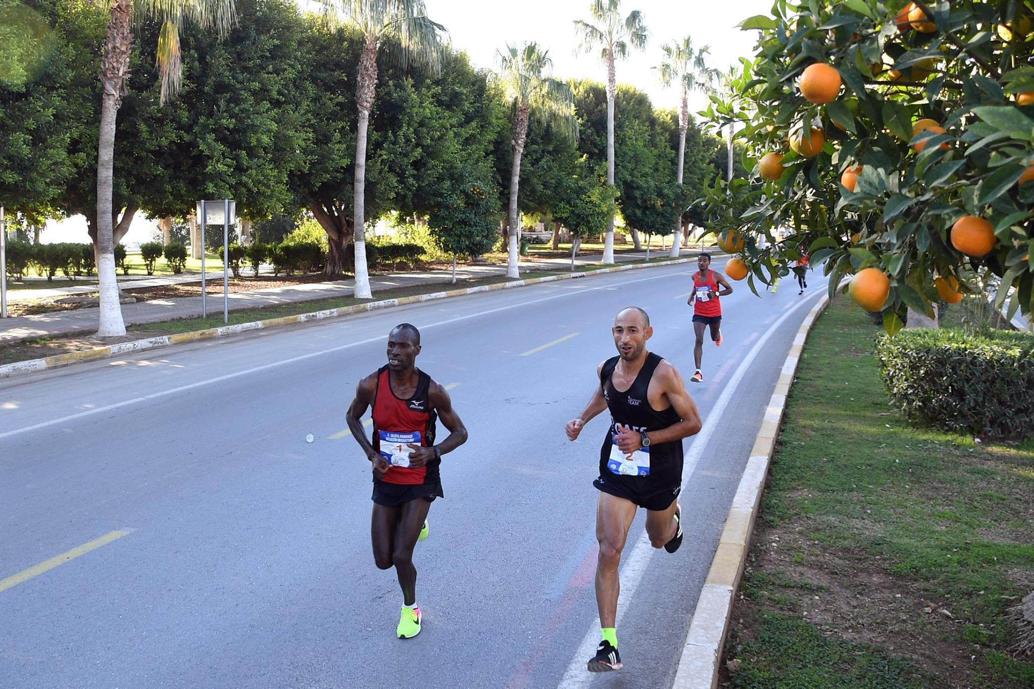 mersin maratonu