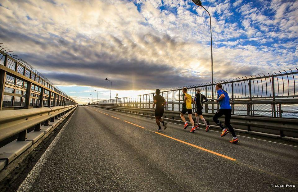 Alles over de Midnightsun Marathon en hoe jij er aan mee kunt doen