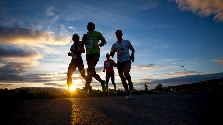 midnightsun marathon