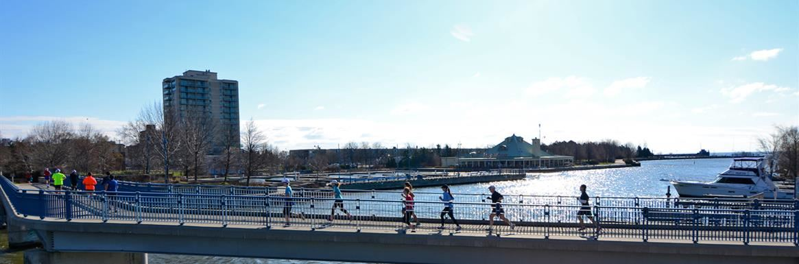 Alles over de Mississauga Marathon en hoe jij er aan mee kunt doen