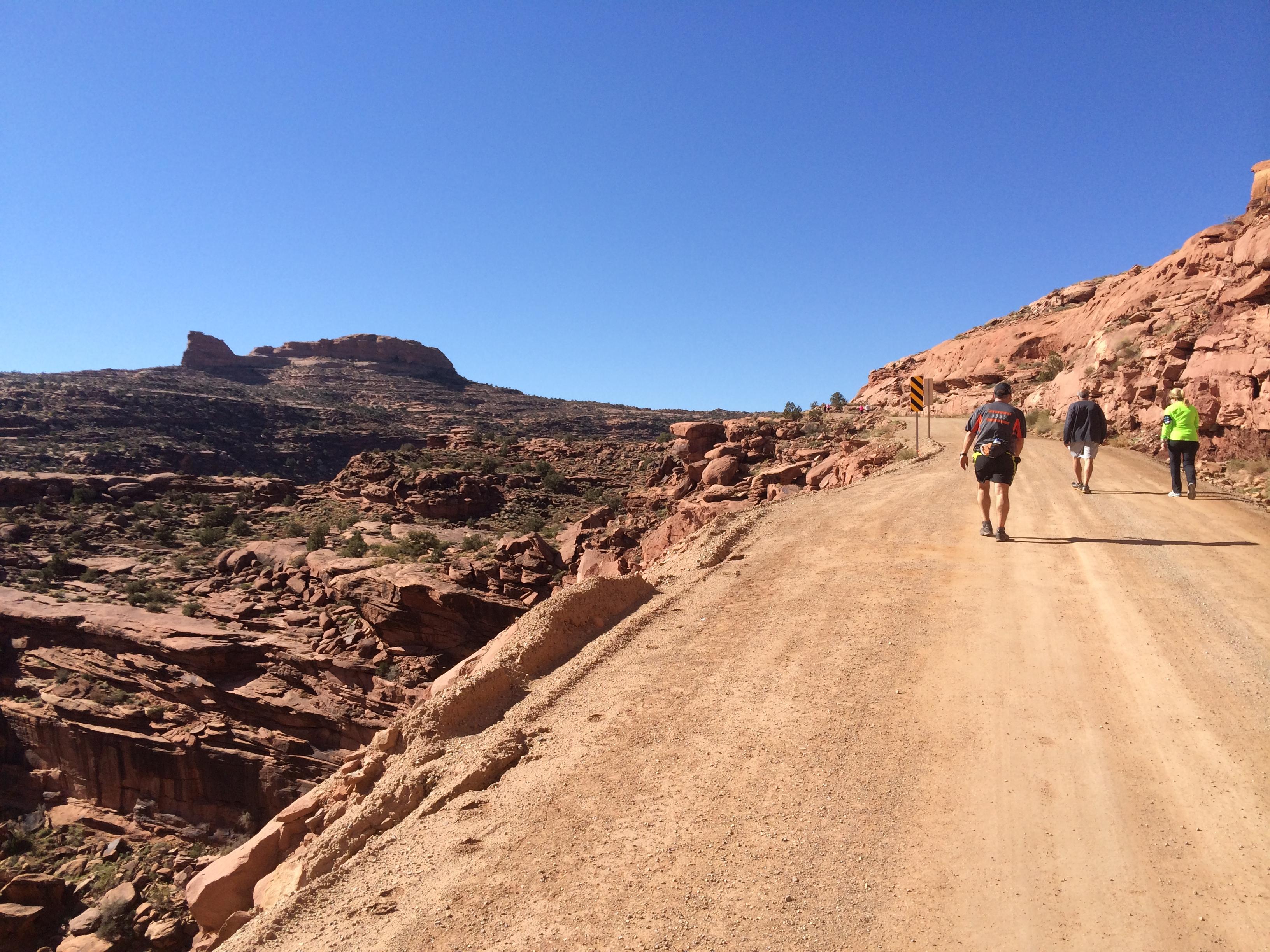 moab trail marathon half marathon