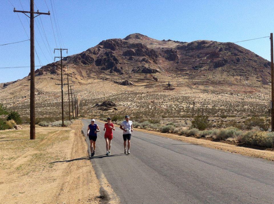 Alles over de Mojave Marathon en hoe jij er aan mee kunt doen