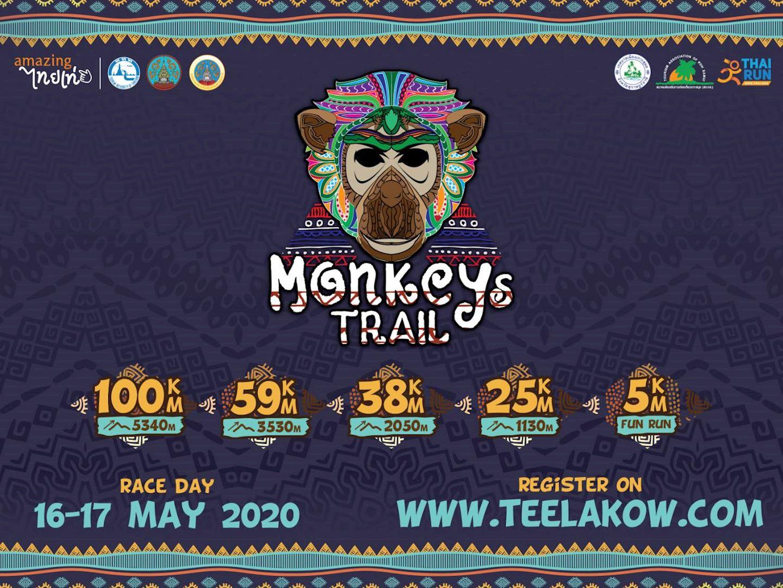 monkeys trail