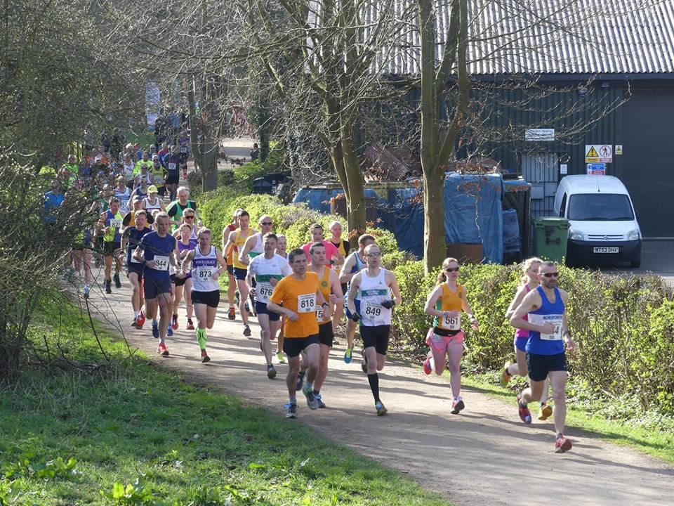 monsal trail half marathon