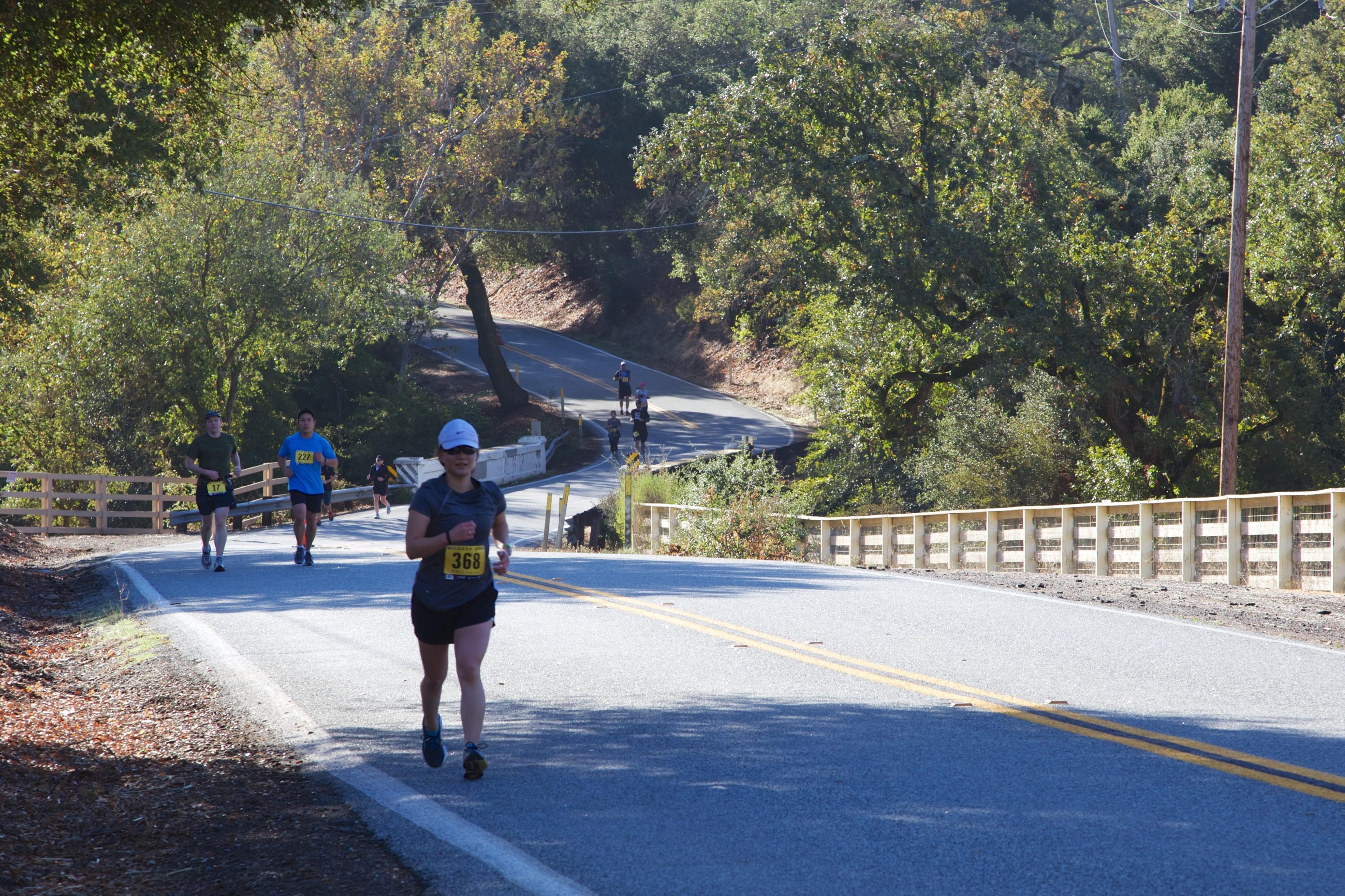 morgan hill half marathon