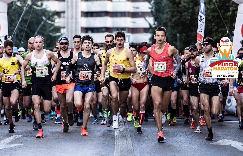 murcia marathon