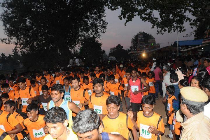Alles over de Mutthu Marathon en hoe jij er aan mee kunt doen