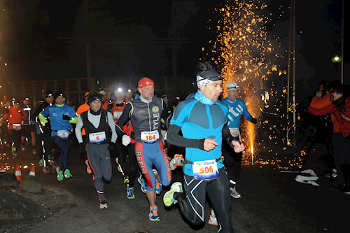 Neujahrsmarathon Zürich - New years marathon Zurich