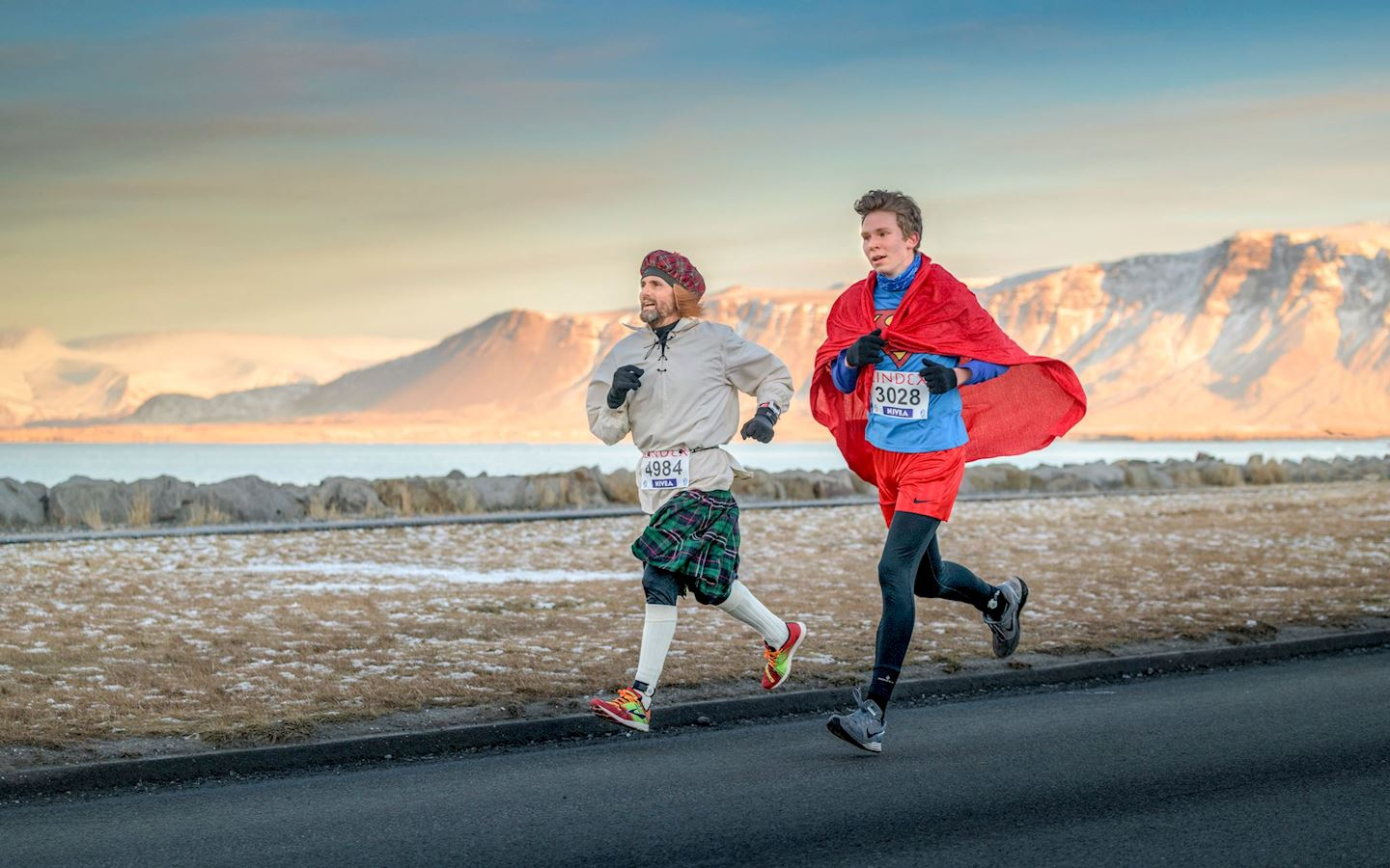 new years eve race iceland