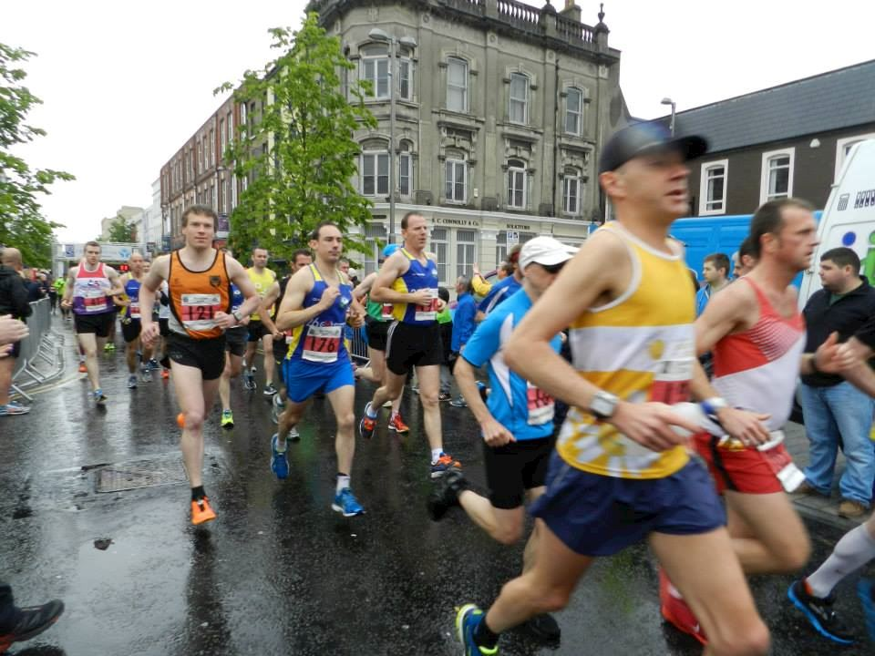 newry city marathon