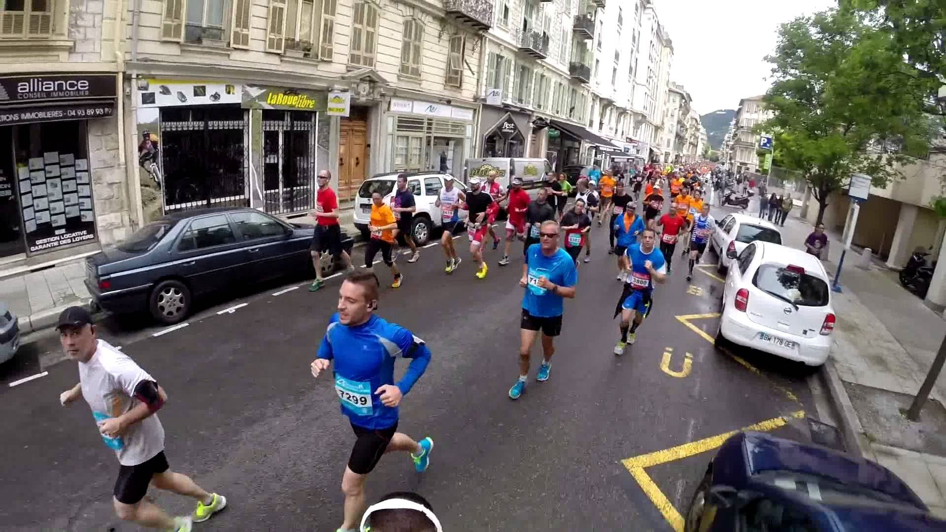 nice international half marathon