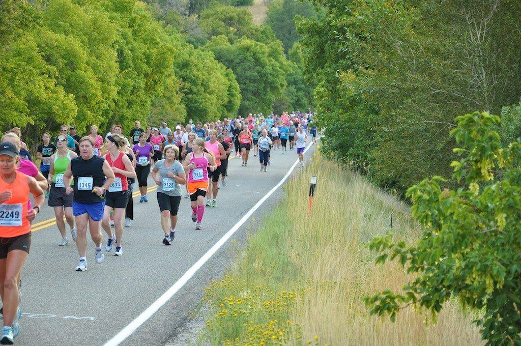 Alles over de Nordictrack Top Of Utah Marathon en hoe jij er aan mee kunt doen