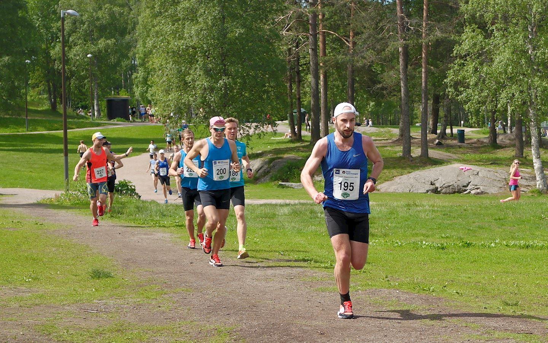 nordmarka skogsmaraton