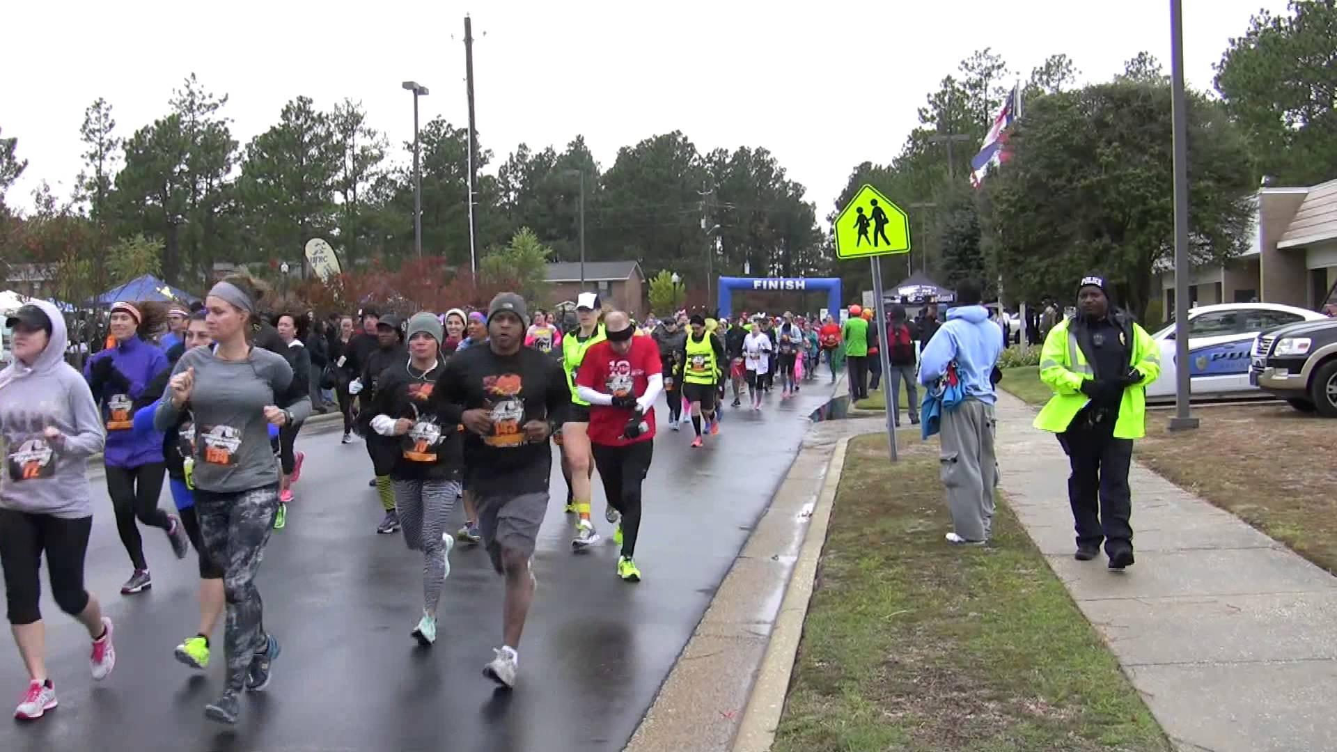 Carolina Beach Half Marathon October